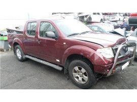 NISSAN NAVARA III PICK UP 4WD AÑO 2005