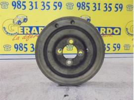 Crankshaft Pulley Fiat Panda II (169)(2003+) 1.3 16V JTD Dynamic [1,3 Ltr. - 51 kW JTD CAT]