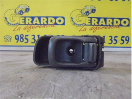 Rear Right Interior Handle Door Nissan Navara 2 II Pick-up (D22)(1998+) 2.5 Cabina doble Challenge 4x4 [2,5 Ltr. - 98 kW 16V Tur