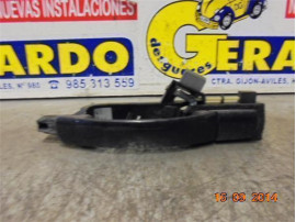 Rear Left Exterior Door Handle Ford MONDEO III Sedán (B4Y) 2.0 TDCi