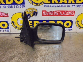 Right Manual Wing Mirror Ford Fiesta Courier (DX)(2000+) 1.8 Furg. [1,8 Ltr. - 44 kW Diesel CAT]