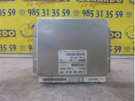 Airbag Ecu Mercedes-Benz Clase A (BM 168)(1997+) 1.4 140 (168.031) [1,4 Ltr. - 60 kW CAT]