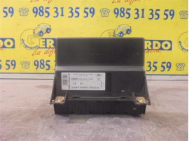 Lock Door Control Unit Ford Fusion (CBK)(2002+) 1.4 TDCi
