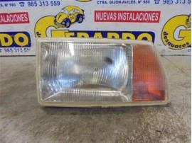 Left Headlight European Car Only Citroen C15 (1985+)