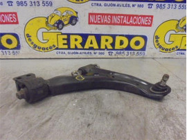Front Right Wishbone Control Arm Chevrolet Spark (2009+) 1.0 Basis [1,0 Ltr. - 50 kW CAT]