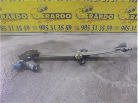 Rear Left Window Regulator Honda CIVIC VIII Hatchback (FN, FK) 1.8