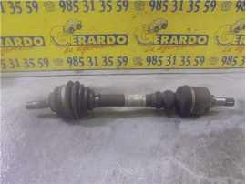 Drive Shaft Front Left Citroen Xsara Picasso (1999+) 1.6 HDi 110 Satisfaction [1,6 Ltr. - 80 kW HDi CAT (9HY / DV6TED4)]