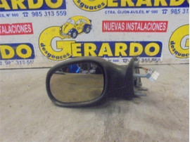 Left Electric Wing Mirror Citroen Xsara Picasso (1999+) 2.0 HDi Exclusive [2,0 Ltr. - 66 kW HDi CAT (RHY / DW10TD)]