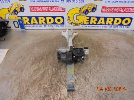Rear Left Window Regulator Ford MONDEO III Sedán (B4Y) 2.0 TDCi