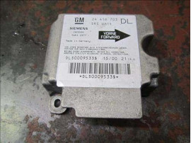 Airbag Control Unit Opel Astra G Familiar (1998+) 1.7 DTI 16V