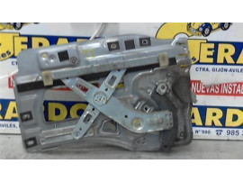 Rear Left Window Regulator Hyundai Santa Fe (SM)(2001+) 2.0 GLS CRDI 4X4 [2,0 Ltr. - 83 kW CRDi CAT]