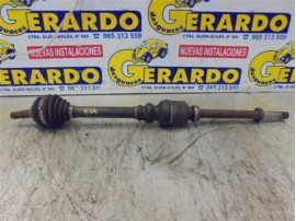 Drive Shaft Right Front Peugeot 406 Berlina (S1/S2) 2.0 HDI 90