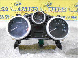 Speedometer European Car Only Peugeot 207 (2006+) 1.4