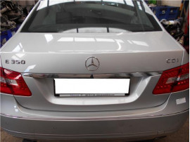 Tapa Maletero Mercedes-Benz Clase E Berlina (BM 212)(2009+) 3.0 E 350 CDI BlueEfficiency (212.025) [3,0 Ltr. - 170 kW CDI CAT]