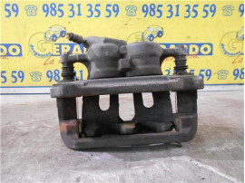 Front Left Brake Caliper Peugeot 607 (S2)(2005+) 2.7 Titanio [2,7 Ltr. - 150 kW HDi FAP CAT (UHZ / DT17TED4)]