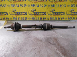 Drive Shaft Right Front Citroen C5 Berlina (2004+) 1.6 LX (E) [1,6 Ltr. - 80 kW 16V HDi FAP]