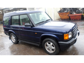 LAND ROVER DISCOVERY 2.5 TD5 AÑO 2002