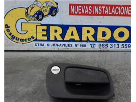 Front Left Exterior Door Handle Lancia Lancia Y (1995+) 1.2 16V LS [1,2 Ltr. - 59 kW 16V CAT]