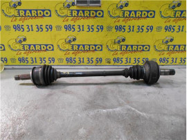 Drive Shaft Rear Left Mercedes-Benz VITO Autobús (W639) 109 CDI