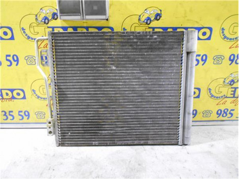 Radiateur Air Conditioner Smart coupe (2007+) 1.0 BRABUS (451.333) [1,0 Ltr. - 72 kW Turbo CAT]
