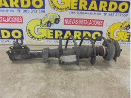 Front Right Shock Absorber Fiat Panda II (169)(2003+) 1.1 8V Active [1,1 Ltr. - 40 kW]