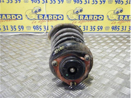 Rear Left Shock Absorber Nissan X-Trail I (T30)(2001+) 2.2 Comfort Plus [2,2 Ltr. - 84 kW 16V Turbodiesel CAT]