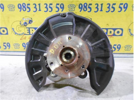 Front Right Hub Smart coupe (2007+) 1.0 BRABUS (451.333) [1,0 Ltr. - 72 kW Turbo CAT]