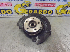 Rear Left Hub Mercedes-Benz Clase M (BM 163)(1997+) 2.7 270 CDI (163.113) [2,7 Ltr. - 120 kW CDI 20V CAT]