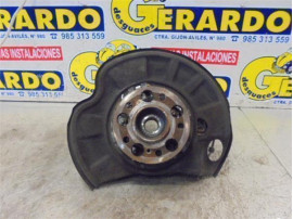 Rear Left Hub Mercedes-Benz Clase S Berlina (BM 221)(2005+) 5.5 S 500 4-Matic (221.086) [5,5 Ltr. - 285 kW V8 CAT]