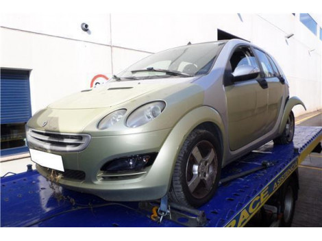 SMART FORFOUR 1,5DCI