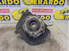 Rear Hub Porsche 911(Typ 996)(1998+) 3.4 Carrera 4 Coupe [3,4 Ltr. - 221 kW CAT]