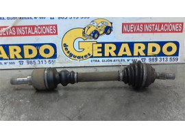 Drive Shaft Front Left Citroen Berlingo (1996+) 1.9 D (MFDJY)