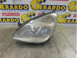 Left Headlight European Car Only Citroen C5 Berlina (2001+) 1.8 16V (DC6FZB, DC6FZE)