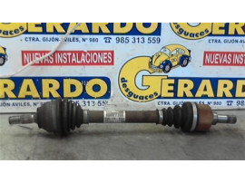 Drive Shaft Front Left Citroen C4 Coupe (2004+) 1.6 HDi