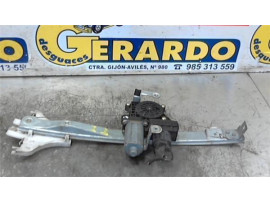 Rear Left Window Regulator Ford Mondeo Berlina (GE)(2000+) 2.0 Sport (D) [2,0 Ltr. - 107 kW CAT]