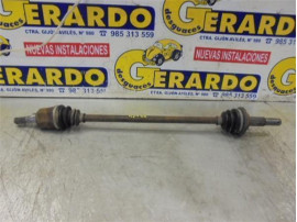 Drive Shaft Rear Left Nissan X-Trail I (T30)(2001+) 2.2 Comfort Plus [2,2 Ltr. - 84 kW 16V Turbodiesel CAT]