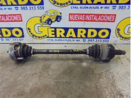 Drive Shaft Rear Left BMW Serie 1 Berlina (E81/E87)(2004+) 2.0 120d [2,0 Ltr. - 120 kW 16V Diesel]