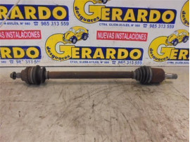Drive Shaft Front Left Smart cabrio (2007+) 1.0 Fortwo cabrio (52 kW) [1,0 Ltr. - 52 kW CAT]
