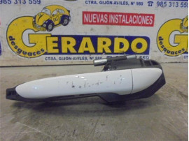 Rear Left Exterior Door Handle Hyundai i10 (2013 +) 1.0 Tecno Plus [1,0 Ltr. - 49 kW CAT]