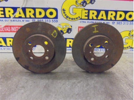 Front Brake Disk Toyota Yaris (NCP1/NLP1/SCP1)(1999+) 1.0 16V