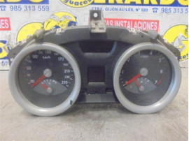 Speedometer European Car Only Renault Megane II Berlina 5P (10.2002+) 1.6 Dynamique [1,6 Ltr. - 83 kW 16V]