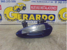 Rear Left Exterior Door Handle Fiat Linea (110)(2007+) 1.6 Dynamic [1,6 Ltr. - 77 kW JTDM 16V CAT]