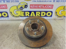 Rear Hub Ford Focus Berlina (CEW)(2014+) 1.6 Trend [1,6 Ltr. - 92 kW 16V Ti-VCT CAT]