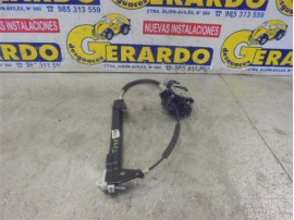 Rear Right Window Regulator Fiat Linea (110)(2007+) 1.6 Dynamic [1,6 Ltr. - 77 kW JTDM 16V CAT]
