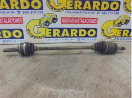 Drive Shaft Rear Left Subaru Legacy Berl./Familiar B12 (BE/BH)(1999+) 2.5
