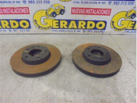 Front Brake Disk Mazda 3 Berlina (BL)(2009+) 1.6 Active [1,6 Ltr. - 85 kW CD Diesel CAT]