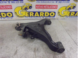 Front Left Wishbone Control Arm Nissan Navara 3 III Pick-up (D40M) (05.2005+) 2.5 dCi 4WD