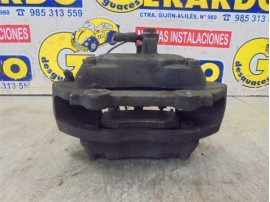 Front Left Brake Caliper Mercedes-Benz Clase M (BM 163)(1997+) 2.7 270 CDI (163.113) [2,7 Ltr. - 120 kW CDI 20V CAT]
