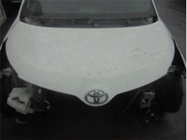 Hood/Bonnet Toyota Urban Cruiser(2009+) 1.4 Active [1,4 Ltr. - 66 kW Turbodiesel CAT]