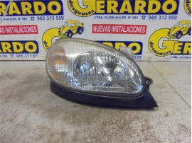 Right Headlight European Car Only Daewoo LANOS Sedán (KLAT) 1.5